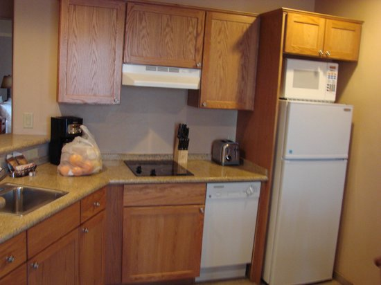 Bell Rock Inn: Kitchenette