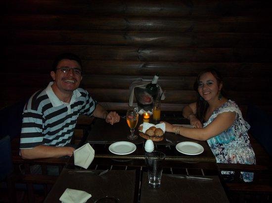 La Dama Juana: disfrutando de la noche y la comida