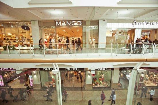 Centro comercial diagonal mar barcelona picture of - Centro comercial illa diagonal ...