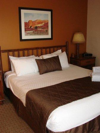 Bell Rock Inn: King bedroom