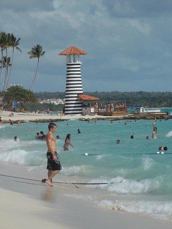 Viva Wyndham Dominicus Beach: faro