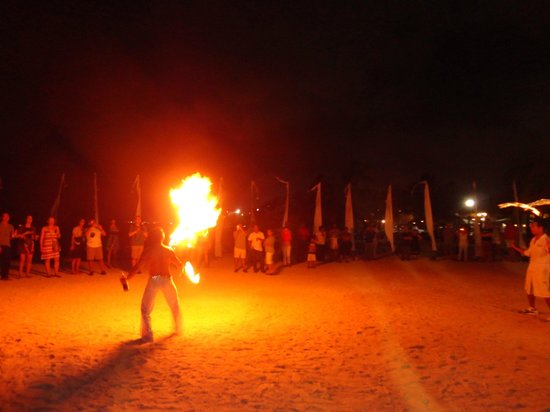 Sunscape Curacao Resort Spa & Casino: Beach party