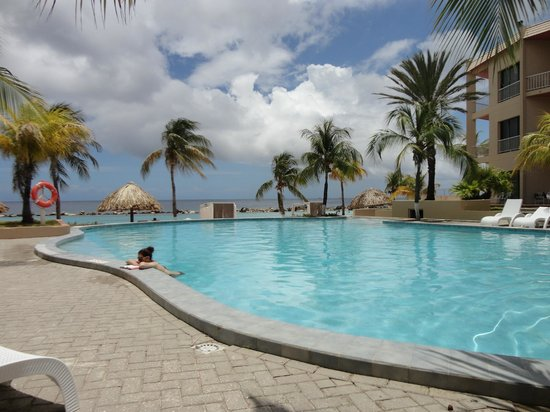 Sunscape Curacao Resort Spa & Casino - Curacao: Pool