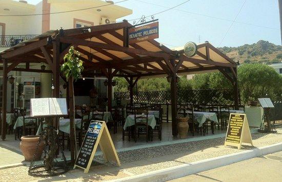 Pelagos Taverna Restaurant