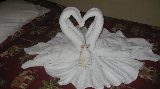 Hotel Poseidon y Restaurante: housekeeping