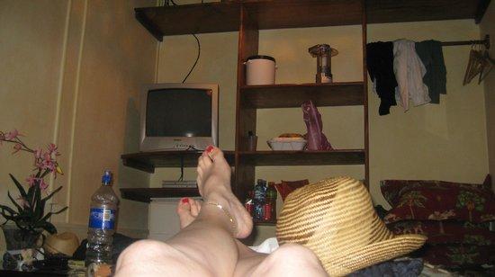 Hotel Poseidon y Restaurante: room