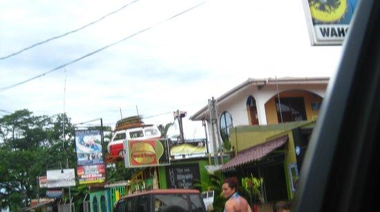 Hotel Poseidon y Restaurante: view