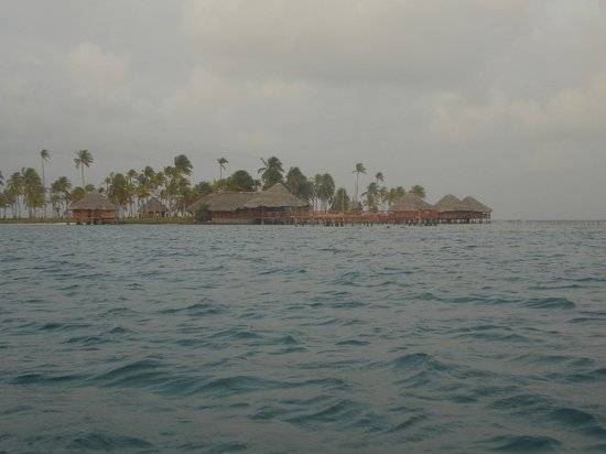 Yandup Island Lodge: isla