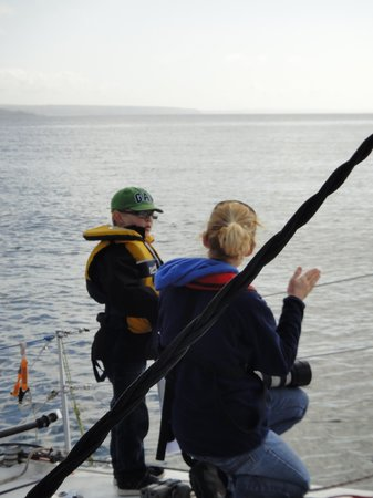 Marine Discovery: Learning lots!