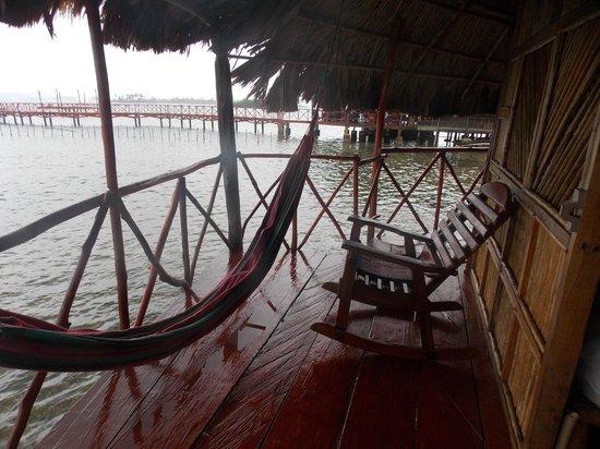 Yandup Island Lodge: habitacion