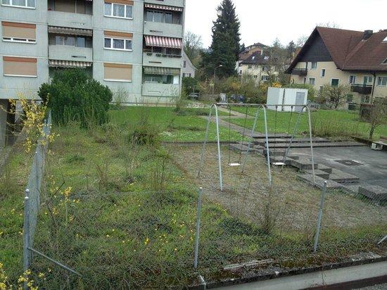 Hotel Kronenhof: view