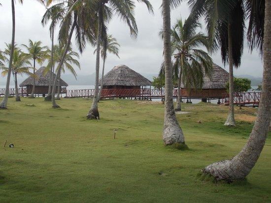 Yandup Island Lodge: Cabañas