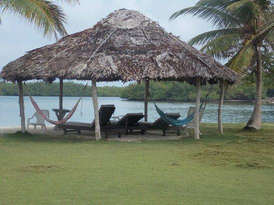 Yandup Island Lodge: isla