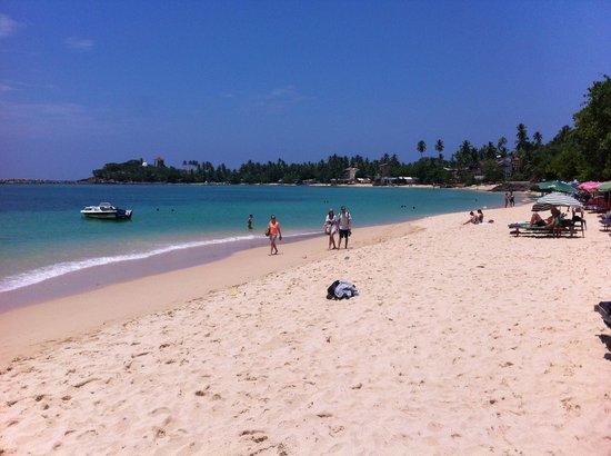 Lucky Tuna: Пляж