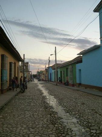 Casa Lili y Carlos : vie di Trinidad