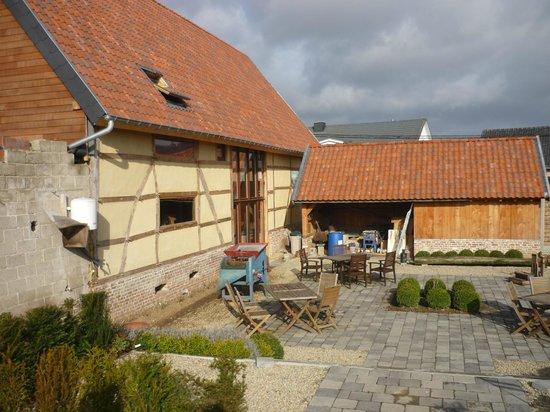 't Maanhof : het aangename terras