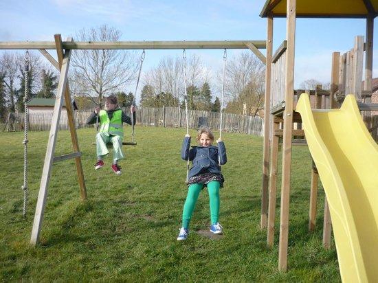 't Maanhof : lekker spelen in de tuin