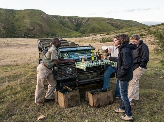 Gondwana Game Reserve: Picknick mit Forget