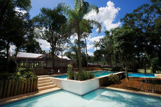 La Mision Mocona | Lodge de Selva: PISCINA
