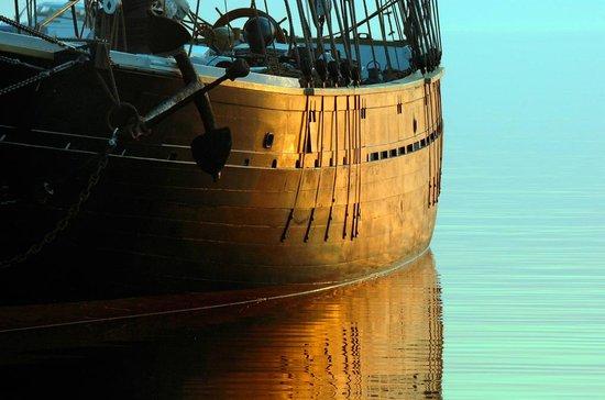 "Seaworthy Gallery: ""Shenandoah at Dawn"" by Jeff Serusa"