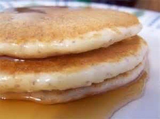 Corner Grille: pancakes
