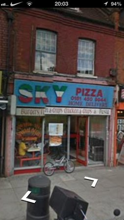 Sky Pizza London