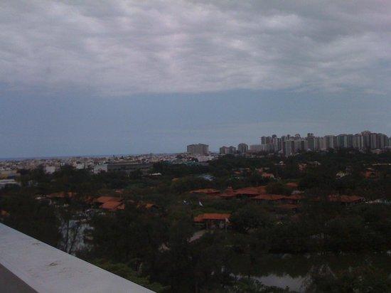Hotel Serramar: Outra vista para as lagoas!