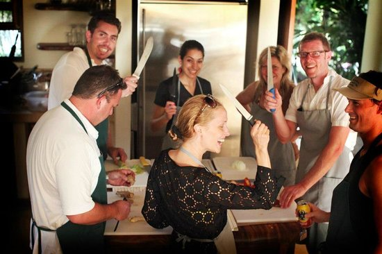 Los Altos de Eros: Tuesday Cooking Class
