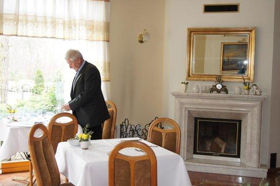 Hotel Bartan Gdansk Seaside: na śniadaniu