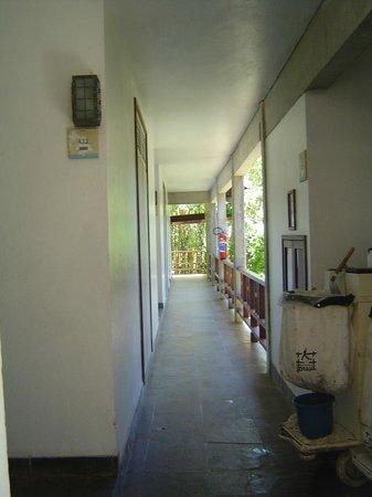 Club Med Rio Das Pedras: corredor dos aptos