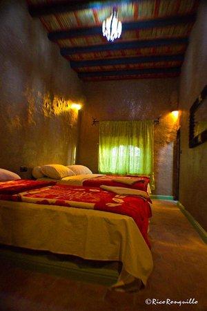 Kasbah Ramlia: Habitacion Amarilla