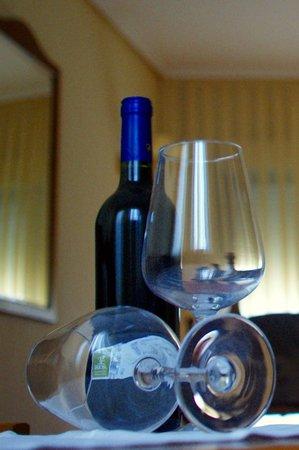 Hotel Villa de Elciego: Disfruta con un vino de la Rioja Alavesa