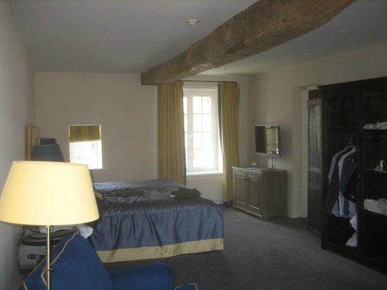 Kasteel Terworm : Room