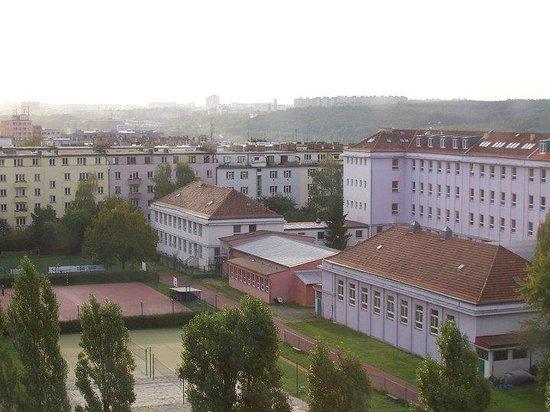 Hotel Ilf : Hotel view