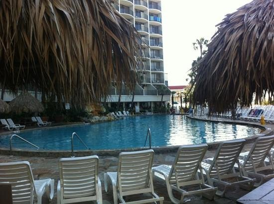 Holiday Inn Resort Panama City Beach: nice pool area