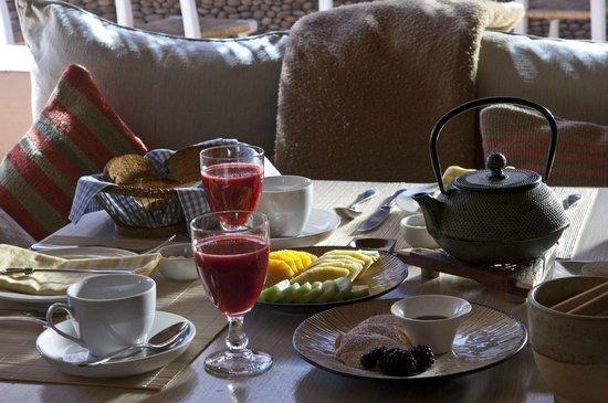 Awasi Atacama - Relais & Chateaux: Breakfast
