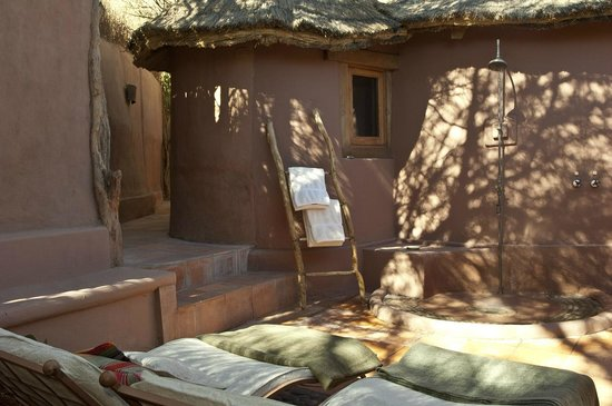 Awasi Atacama - Relais & Chateaux: Private Patrio Area