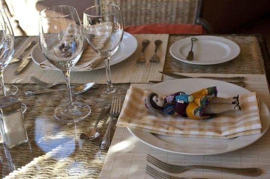 Awasi Atacama - Relais & Chateaux: Restaurant Setting