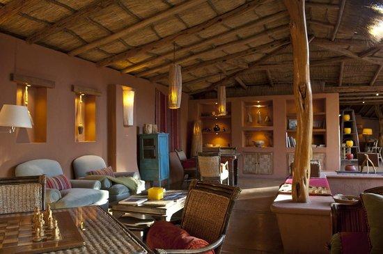 Awasi Atacama - Relais & Chateaux : Lounge