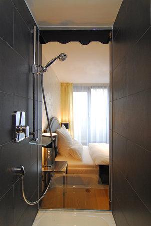 Hotel La Maison: Badezimmer