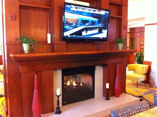 Hilton Garden Inn Detroit Downtown: clean and comfortable
