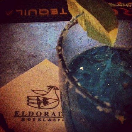 El Dorado Hotel & Spa: Turquoise at Agave Lounge