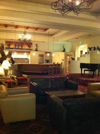 Eldorado Hotel & Spa: Lounge