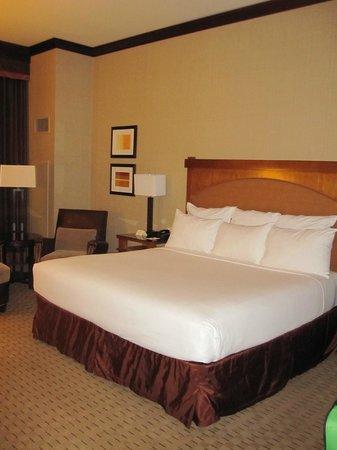 Ameristar Casino Resort Spa Black Hawk: Our room