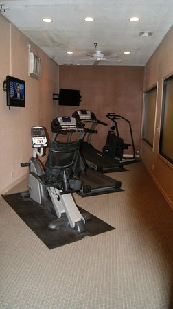 London Bridge Resort: Fitness Room