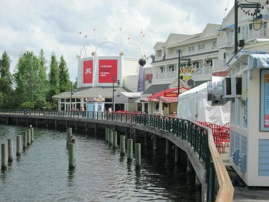 Disney's BoardWalk Inn: Boardwalk
