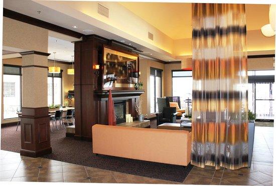 Lobby Picture Of Hilton Garden Inn Sioux City Riverfront Sioux City Tripadvisor