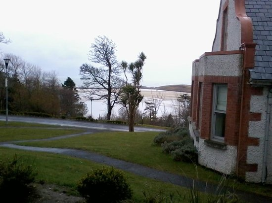 Mulranny Park Hotel: view from room