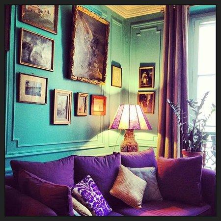Les3chambres: Living room