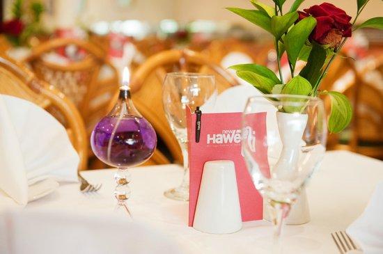 New Haweli: Tables